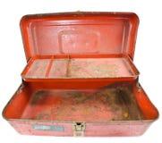 Metal tool box Stock Photos