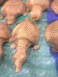 Metal tortoise Royalty Free Stock Photo