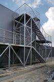Metal Treppe Stockfotografie
