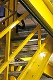 Metal Treppe Lizenzfreie Stockfotografie