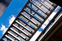 Metal Treppe Stockbilder