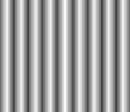 Metal tube vertical Royalty Free Stock Photography