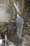 Metal turner Stock Photos