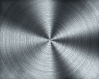 Metal tworzy od CNC Lathing maszynową teksturę Zdjęcie Royalty Free