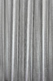 Metal used as curtain as background Stock Images