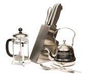 Metal utensils 3 Royalty Free Stock Photography