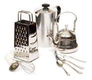 Metal utensils 5 Stock Photo