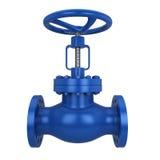 Metal valve Stock Photography