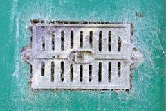 Metal vent Stock Image