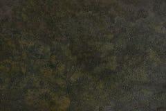 Metal verde de la pátina Imagen de archivo