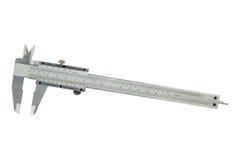 Metal vernier caliper Royalty Free Stock Image