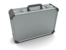 Metal walizka Obrazy Stock