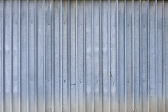 Metal wall Stock Photo
