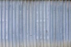 Metal wall Stock Photo