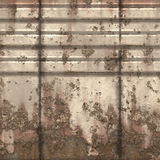 Metal wall Stock Images