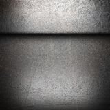 Metal on wall Stock Photo