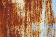 Metal wall background Royalty Free Stock Photography