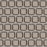 Metal wall fiction (Seamless texture) Royalty Free Stock Image
