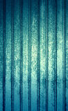 Metal wall outside Royalty Free Stock Photo