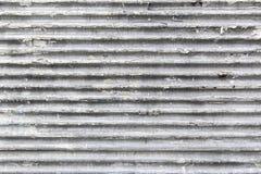 Metal wall protection Stock Photography