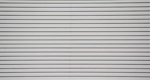 Metal Wall Siding - Pattern Royalty Free Stock Image