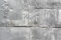 Metal wall texture. Royalty Free Stock Photos