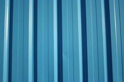 Metal Wand des Gebäudes Lizenzfreie Stockbilder