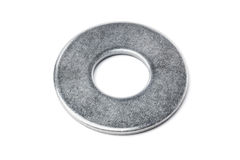 Metal Washer Royalty Free Stock Photography