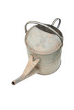 Metal watering can Royalty Free Stock Image