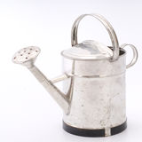 Metal watering can Royalty Free Stock Photos