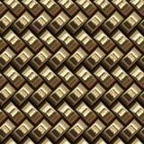 Metal weave Stock Photo