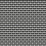 Metal weave texture vector illustration