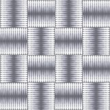 Metal weaving Stock Photo