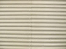 Metal window blinds Stock Photo
