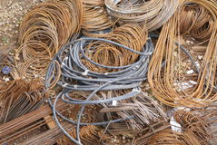 Metal wire Royalty Free Stock Photo