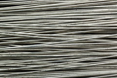 Metal wire Royalty Free Stock Photos