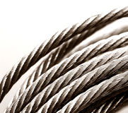 Metal wire Royalty Free Stock Image