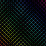Metal wire background Stock Image