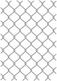 Metal wire net background Stock Image
