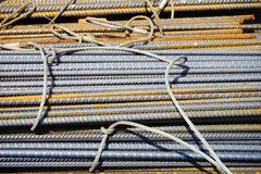 Metal, Wire, Steel, Rope Stock Image