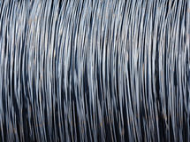 Metal wire texture Royalty Free Stock Photo