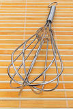 Metal wire whisk Stock Photos