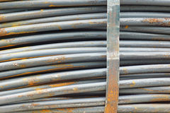 Metal wires Royalty Free Stock Image