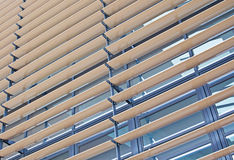 Metal & Wood Blinds Stock Photos