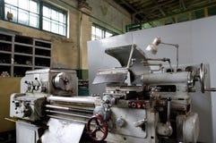 Metal working machine Stock Image