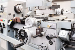 Metal-working machine Royalty Free Stock Photos