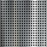 Metal woven ventilation grille. Industrial background. Stock  illustration Stock Photography
