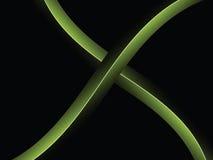 Metal X Imagen de archivo libre de regalías