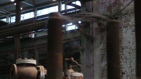 Metal z sieciami na nim zdjęcie wideo