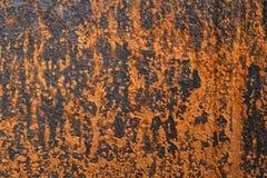 metal zardzewiała konsystencja Obrazy Stock
